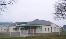 Maison de l'enfance à Surzur