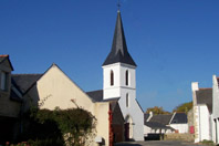 Eglise et bourg