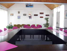 La salle du Conseil Municipal